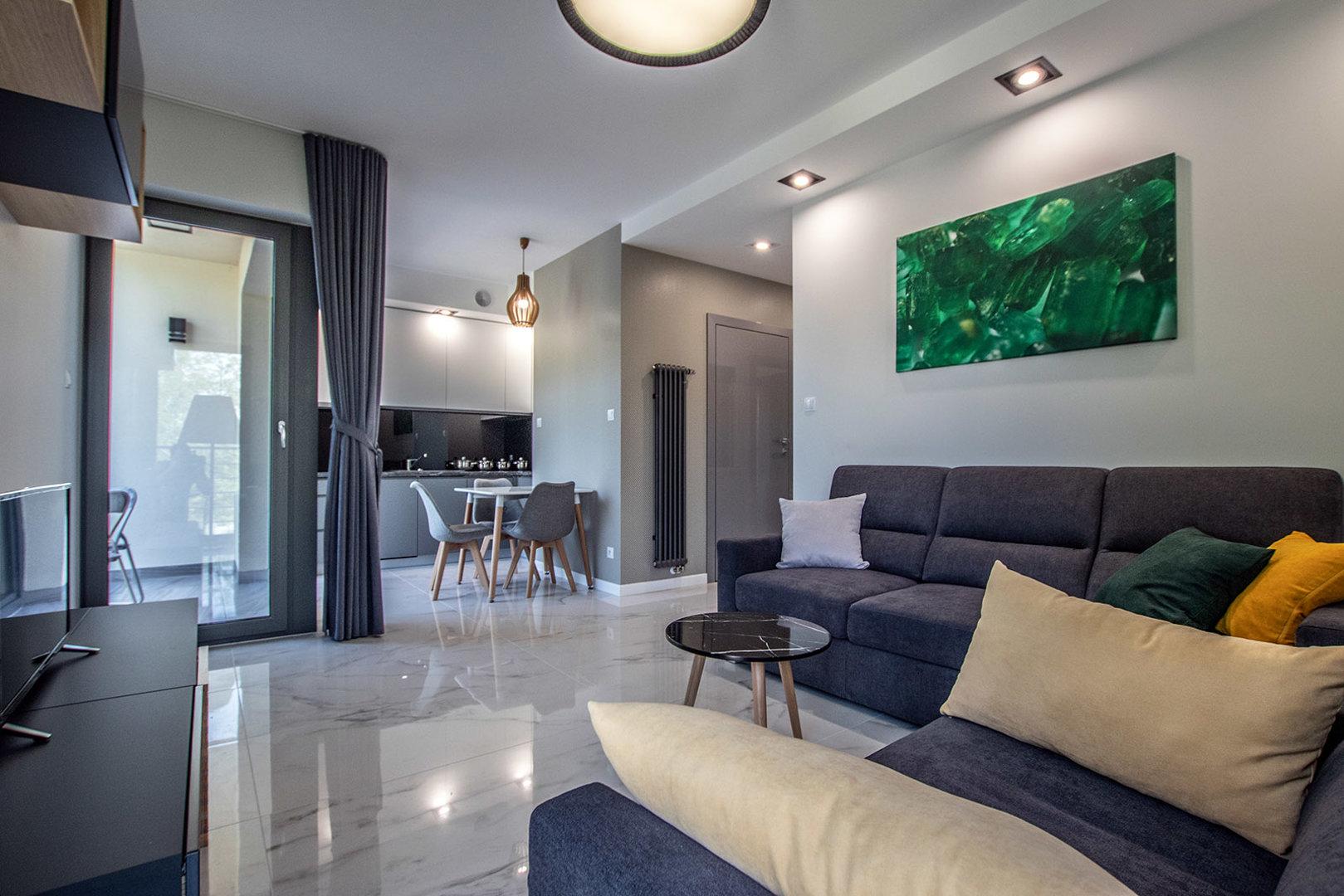 Apartamenty Szmaragdowa 10